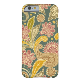 Vintage Paisley Barely There iPhone 6 Case