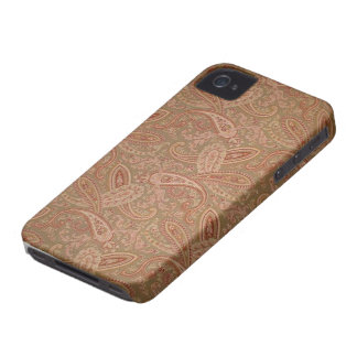 vintage Paisley iPhone 4 Protector