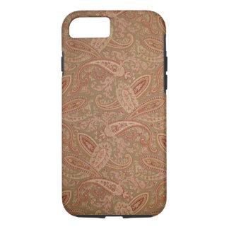 vintage paisley iPhone 7 case