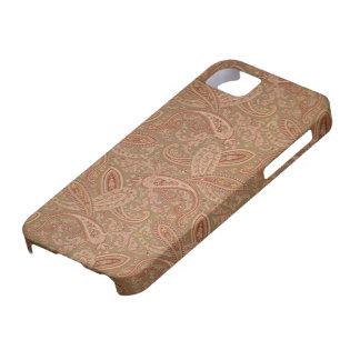 vintage paisley iPhone SE/5/5s case