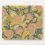 Vintage Paisley Mouse Pads