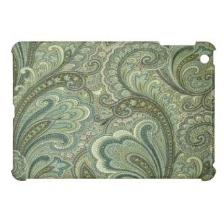 Vintage Paisley Sage iPad Mini Case