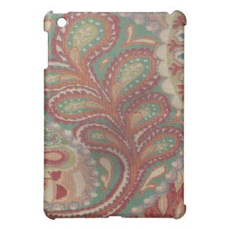 Vintage Paisley Sage Plum Speck iPad Case