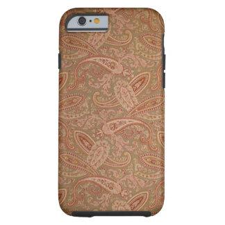 vintage paisley tough iPhone 6 case