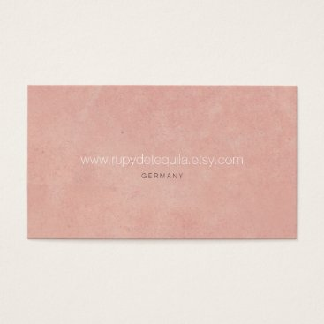 Professional Business VINTAGE PALE COLORS COLLECTION BUSINESS CARD