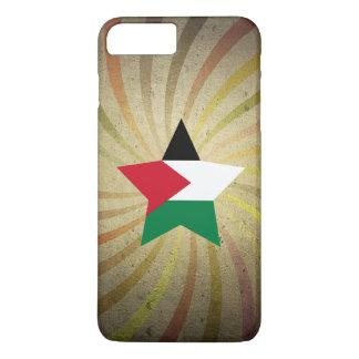 Vintage Palestinian Flag Swirl iPhone 7 Plus Case
