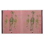 Vintage pálido - caja verde oliva rosada de Caseab