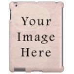 Vintage pálido - papel de pergamino color de rosa