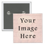 Vintage pálido - papel de pergamino color de rosa  pins
