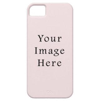 Vintage pálido - plantilla rosada del espacio en b iPhone 5 Case-Mate protectores
