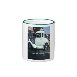 Vintage pálido - ponga verde 1929 5W el cupé, taza