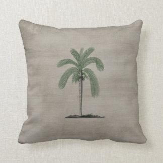 Vintage Palm Tree Pillow