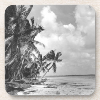 Vintage Palm Trees Coaster