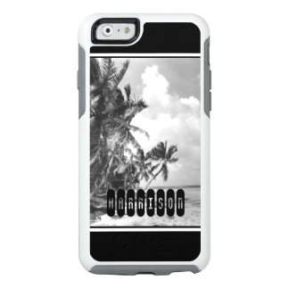 Vintage Palm Trees OtterBox iPhone 6/6s Case