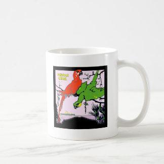 Vintage Panama Canal Travel Coffee Mug