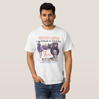 Vintage Pancho Villa Recruitment Ad T-Shirt