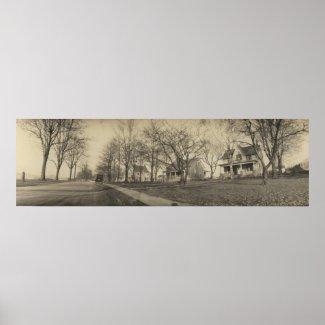 Vintage Panoramic W Lakeshore Dr - Kelleys Island