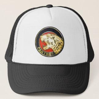 Vintage Panther Motorcycles Badge Trucker Hat