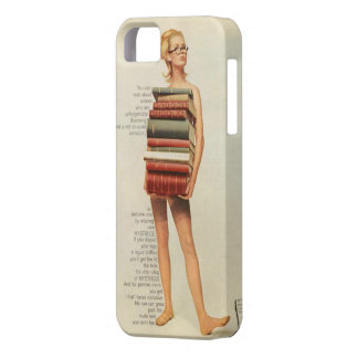 Vintage Pantyhose Ad Books Iphone Case