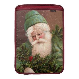 Vintage Papá Noel 10 Funda Para Macbook Air