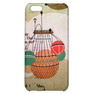 Vintage Paper3 iPhone 5c Case