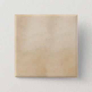 Vintage Paper Antique ParchmentTemplate Blank Button