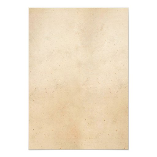 blank invitation paper