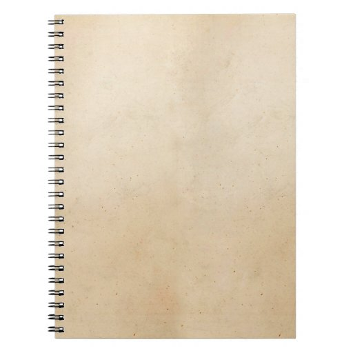 Custom lined notebook paper