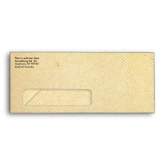 Vintage paper - Envelope