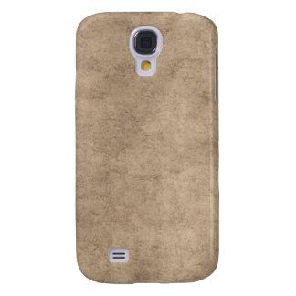Vintage Paper Parchment Paper Template Blank Galaxy S4 Case