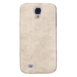 Vintage Paper Parchment Paper Template Blank Galaxy S4 Cover