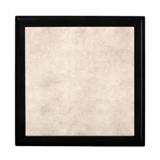 Vintage Paper Parchment Paper Template Blank Gift Box