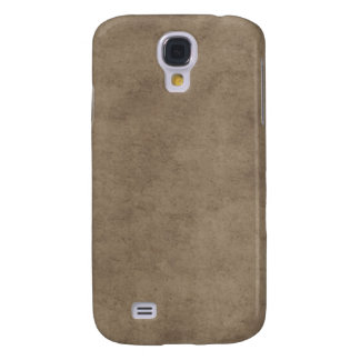 Vintage Paper Parchment Paper Template Blank Samsung Galaxy S4 Case