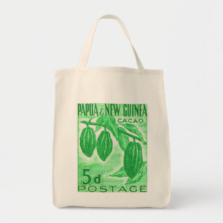 Vintage Papua New Guinea Tote Bag