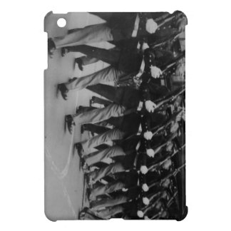 Vintage Parade Soldiers With Rifles iPad Mini Case