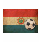 Vintage Paraguay Football shirt