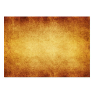 Vintage Parchment Antique Paper Background Custom Large Business Cards (Pack Of 100)
