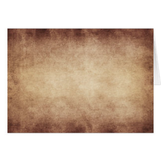 Vintage Parchment Antique Paper Background Custom Stationery Note Card