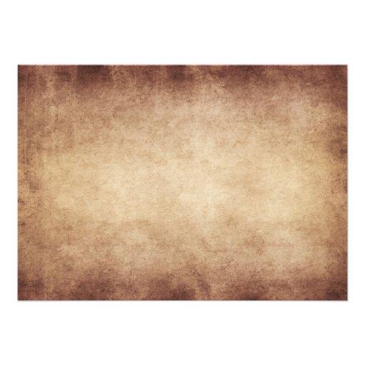 Vintage Parchment Antique Paper Background Custom 10 Cm X 24 Cm ...