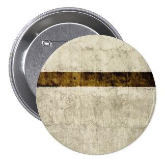 Vintage ParchmentTemplate Blank Pinback Button