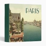 Vintage Paris 1900's Binders