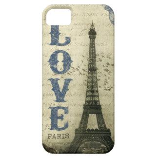 Vintage Paris iPhone 5 Case