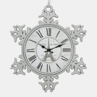 Clock Ornaments Amp Keepsake Ornaments Zazzle