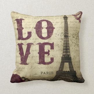 Vintage París Cojines