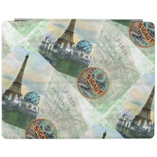 Vintage París Cubierta De iPad