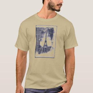 Vintage Paris Eiffel Tower 3 T-Shirt