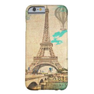 Vintage Paris Eiffel Tower iPhone 6 case