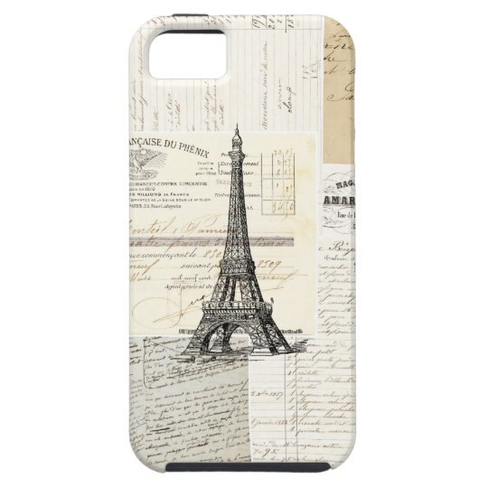 Vintage Paris French Case