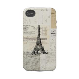 Vintage Paris French Case