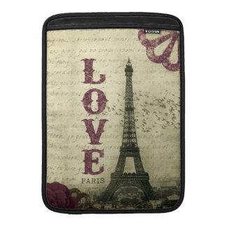 Vintage París Fundas Para Macbook Air